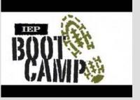 TKES 3, 4, 5, 10: IEP Boot Camp (SD21-111)